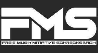 FMS | Freie Musikinitiative Schrecksbach Logo